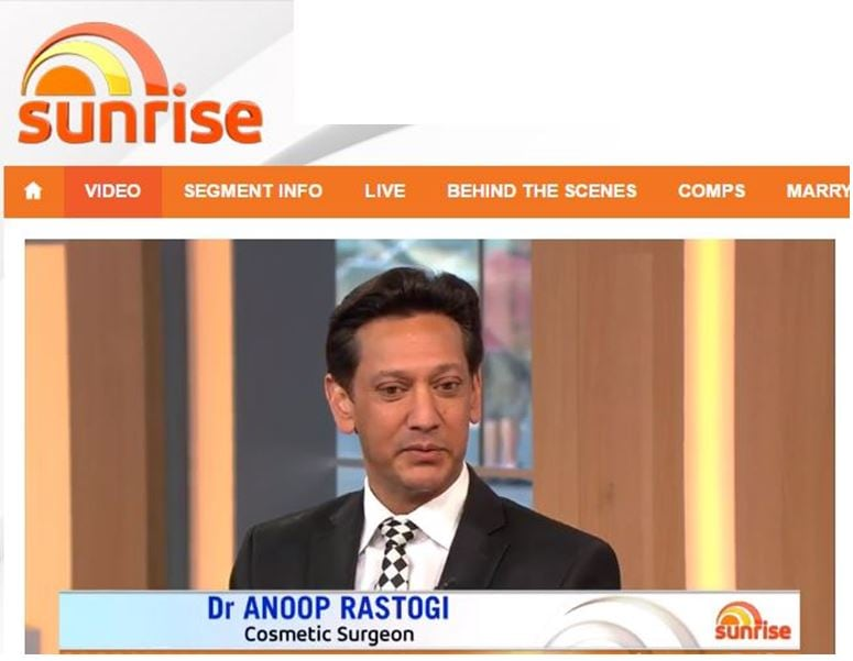 dr_anoop_rastogi_cosmetic_surgeon_on_sunrise_sept_2016
