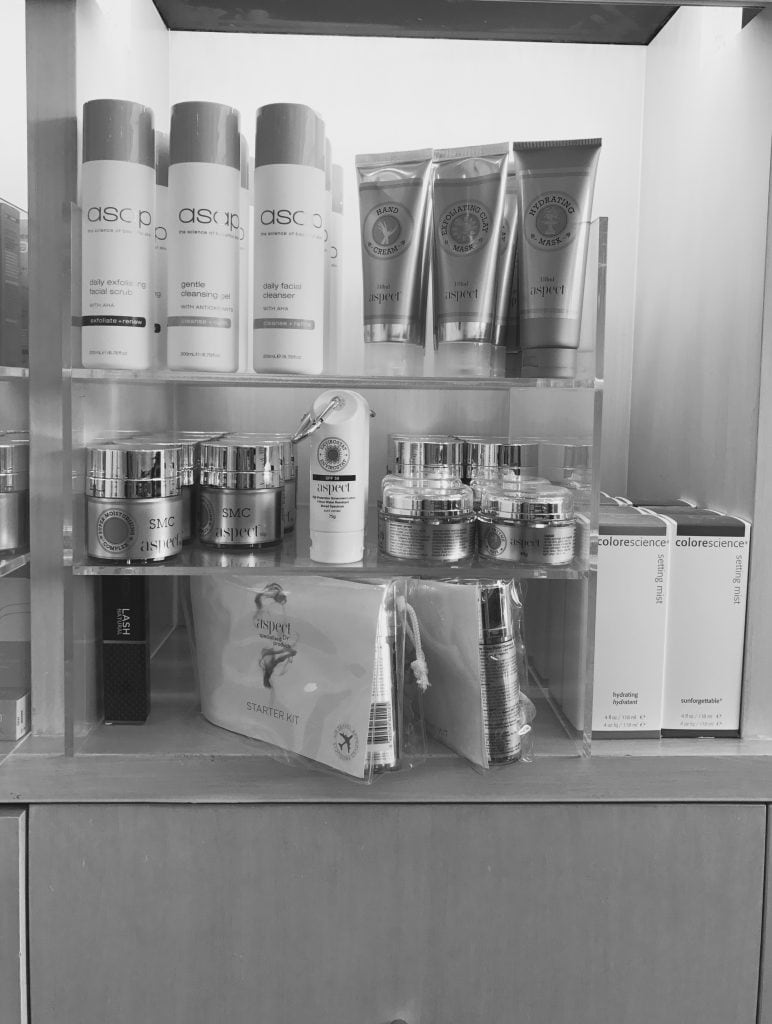 professions skincare products - image 01